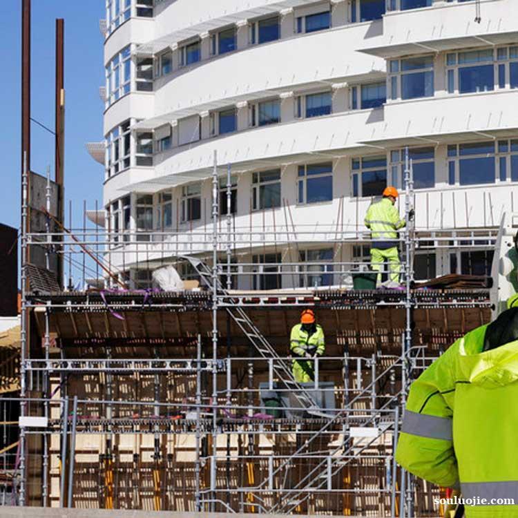 建筑企业在办理建筑资质的时候三类人员