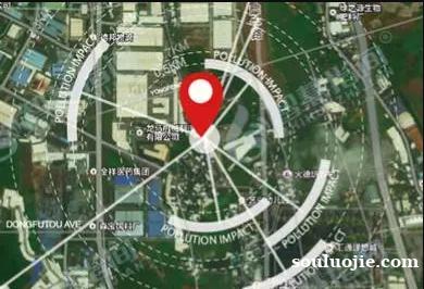 海东智慧环保生态环境公众服务系统
