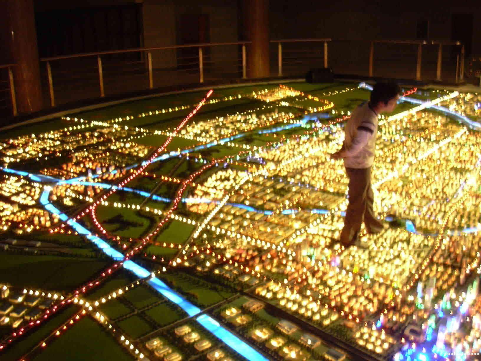 地形地貌沙盘模型设计厂家,巧岸合肥模型制作公司