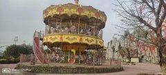 长期收购大型二手公园游乐设备 摩天轮 儿童摇摇车收购