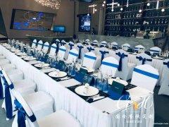 签约仪式冷餐高端生蚝宴大型宴会围餐定制