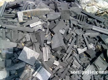 佛山高价回收石墨边角料 烧结石墨块,废旧石墨电极