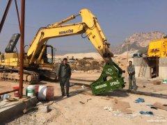 连港工兵破碎锤155毫米型号ZFB8L专业供应 高性价比