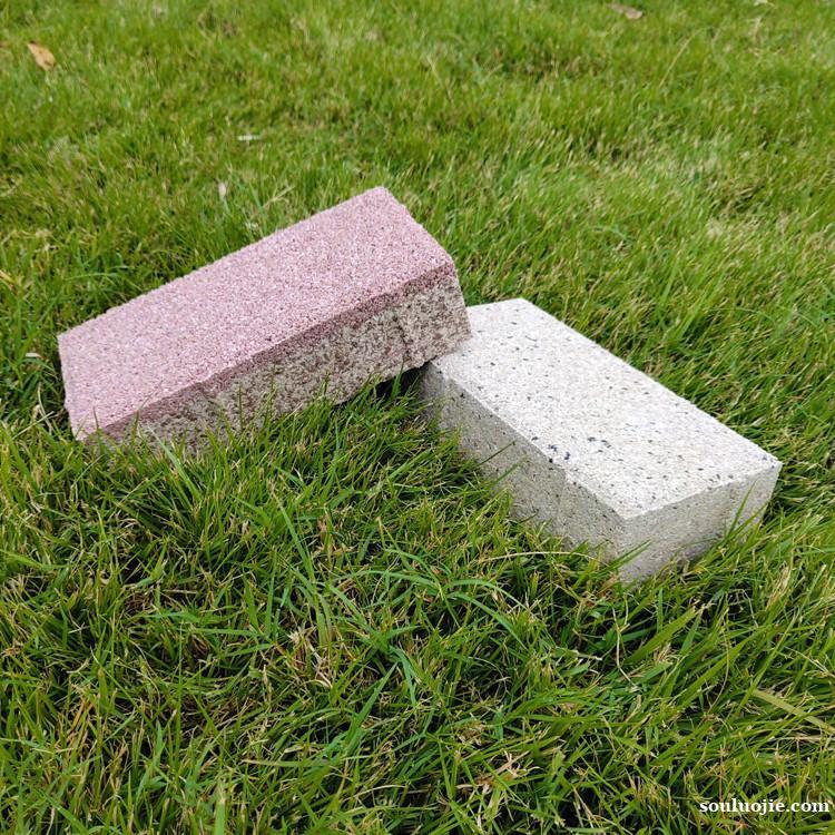 陶瓷透水砖的六大特点