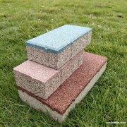 陶瓷透水砖的来历及作用