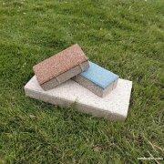 陶瓷透水砖规格尺寸及铺装