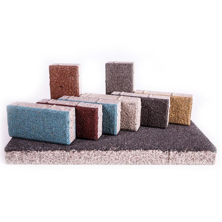 焦作陶瓷透水砖多少钱一平方