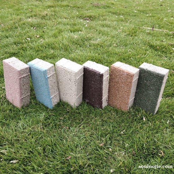 众光陶瓷透水砖抗压抗折可循环使用