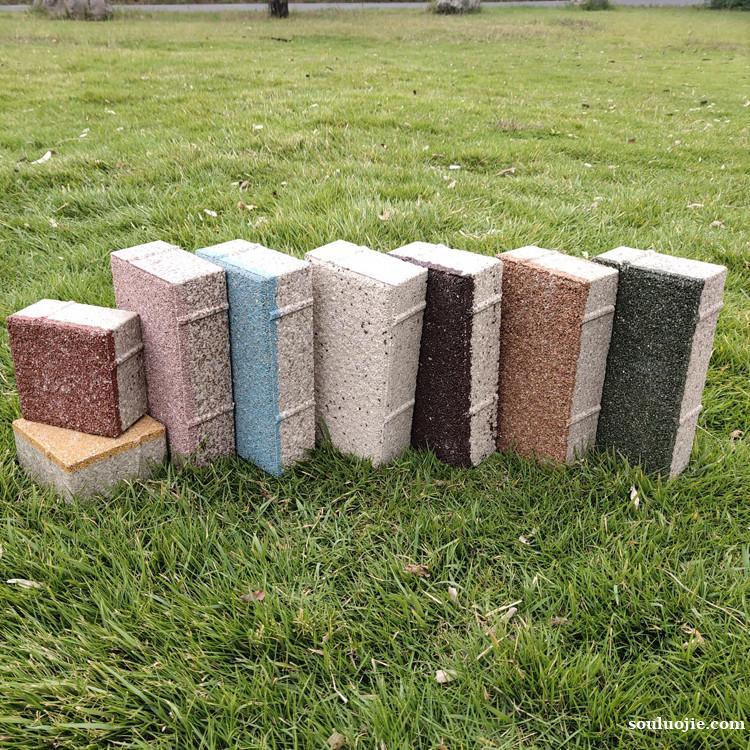 焦作陶瓷透水砖规格多样