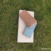 一平方陶瓷透水砖能铺多少块